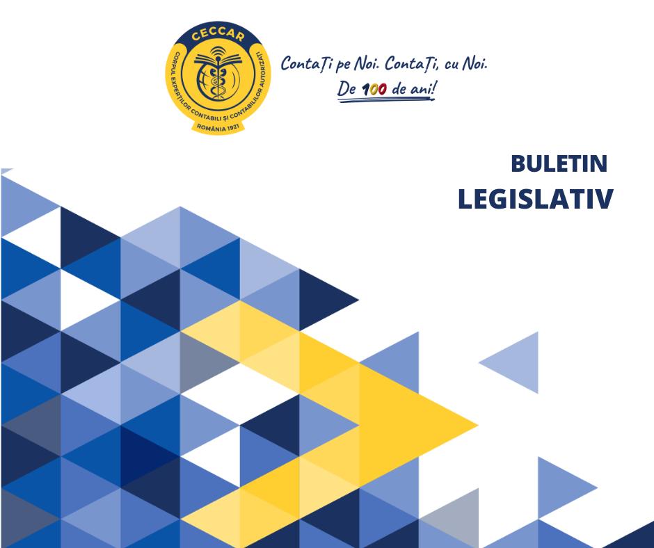 Buletin legislativ